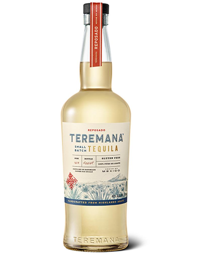 Teremana Small Batch Tequila Reposado, Jalisco, Mexico