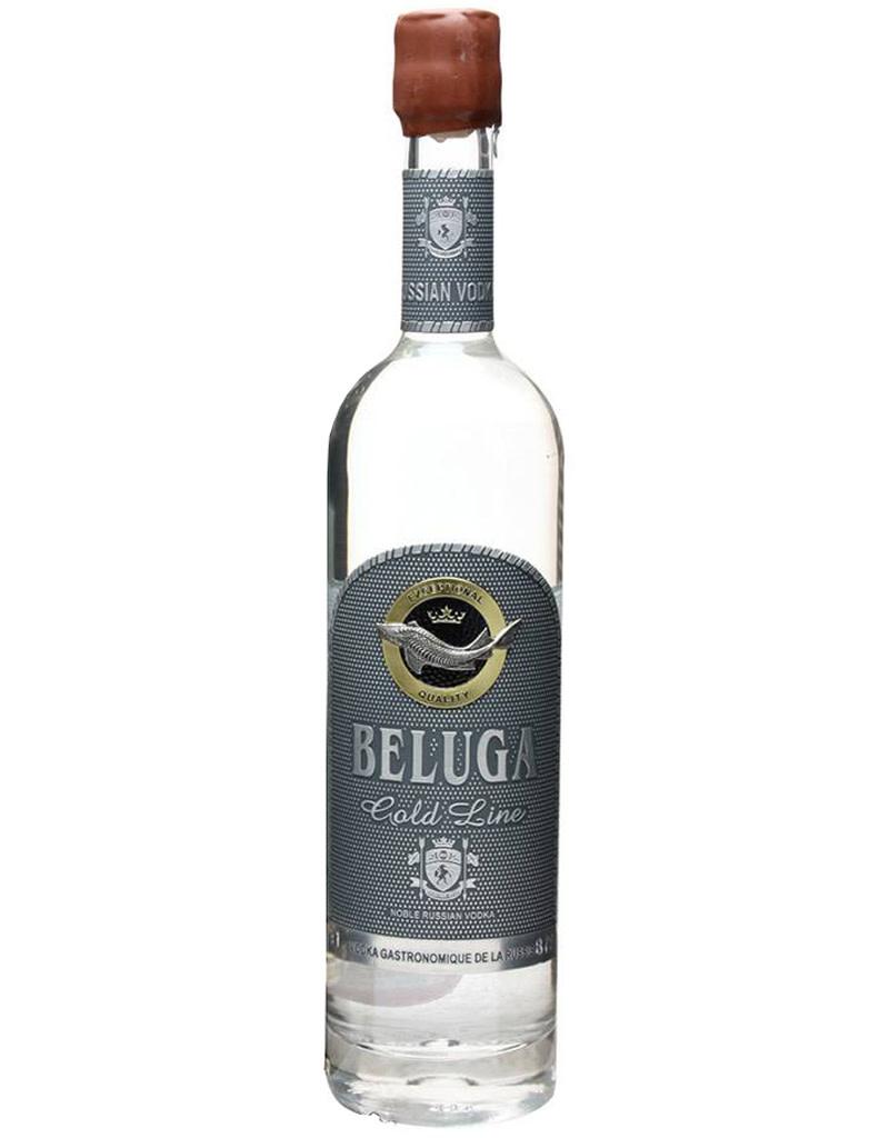 Beluga Beluga Gold Line Vodka, Siberia, Russia