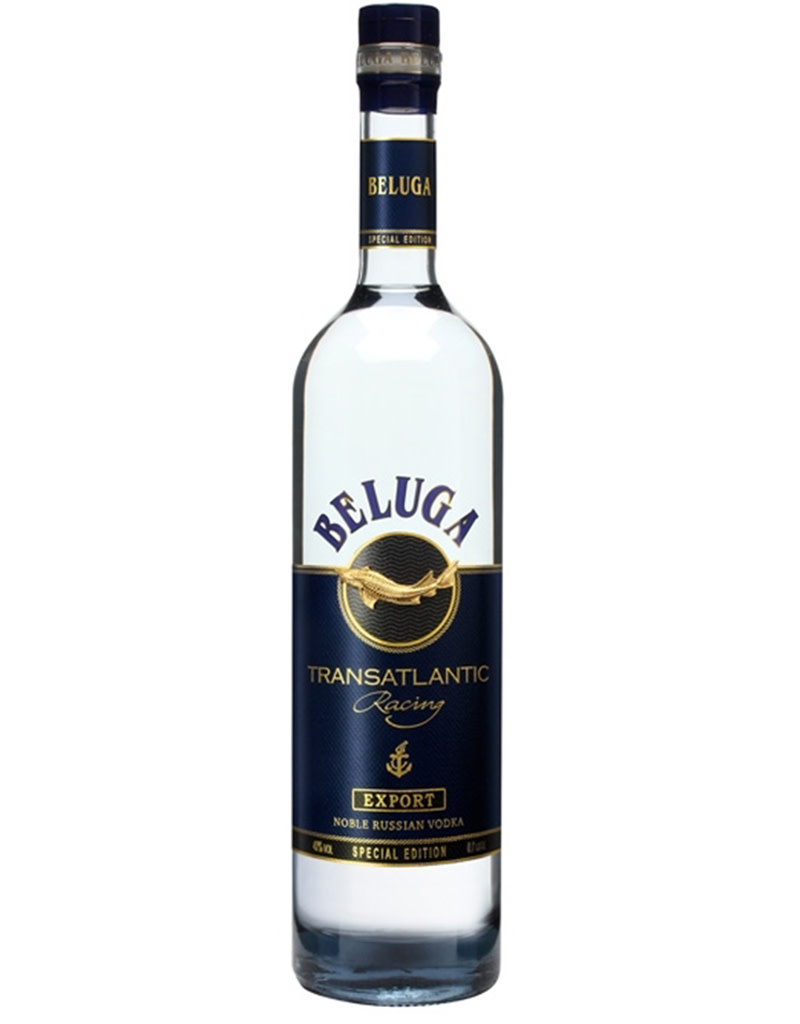 Beluga Beluga Transatlantic Racing Noble Vodka, Russia