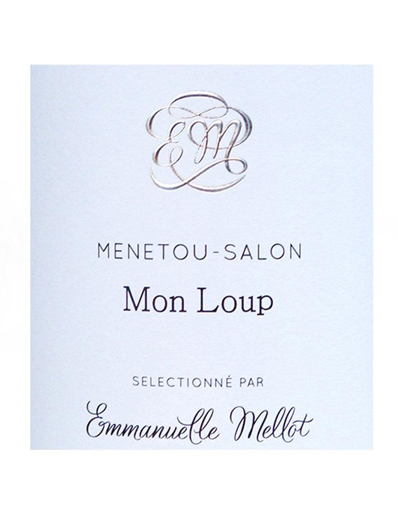 Emmanuelle Mellot 2018 'Mon Loup' Menetou-Salon, Loire, France