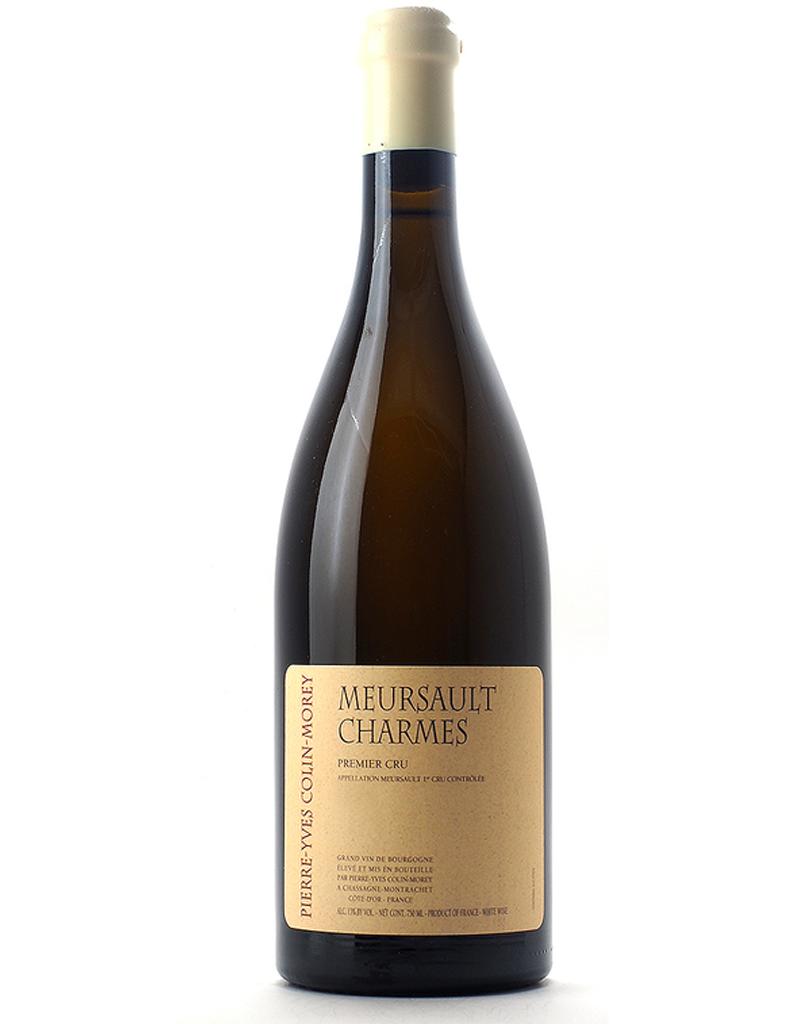 Pierre-Yves Colin-Morey 2018 Meursault 'Charmes' Premier Cru Burgundy, France