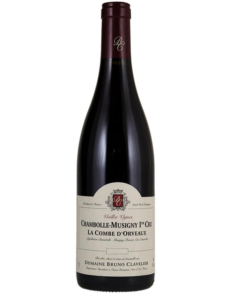 Domaine Bruno Clavelier 2017 La Combe d'Orveaux Vieilles Vignes, Chambolle-Musigny Premier Cru, Burgundy, France