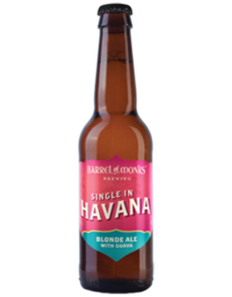 Barrel of Monks Brewing Co. Single In Havana, 6pk Bottles