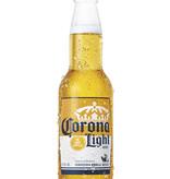 Cerveceria Modelo Corona Light Cerveza, 6pk Beer Bottles