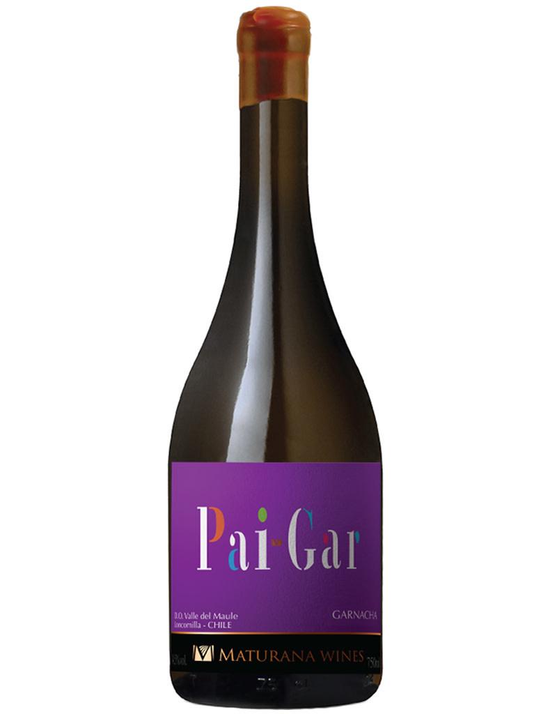 Pai Gai 2018 Old Vine Garnacha, Valle del Maule, Chile