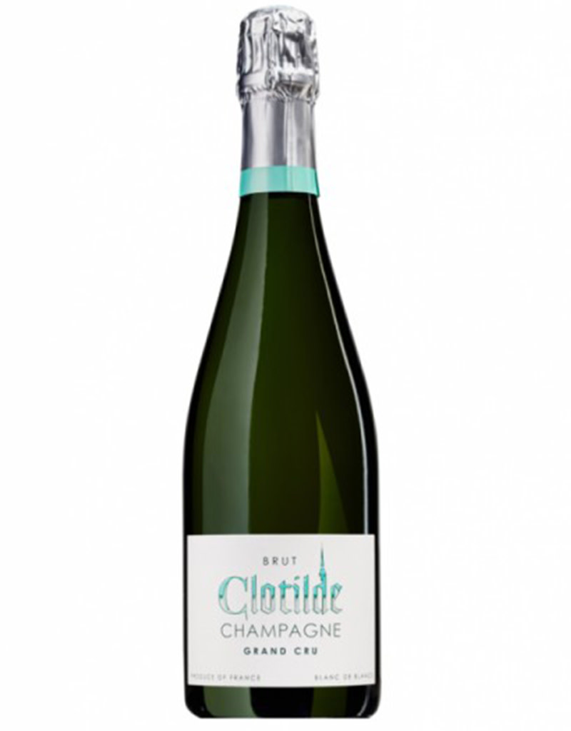 Clotilde Blanc de Blancs Grand Cru Brut, Champagne, France