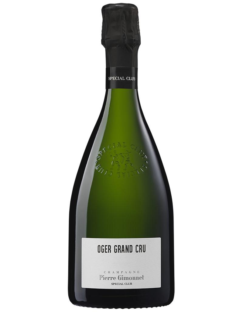 Pierre Gimonnet Pierre Gimonnet et Fils 2015 Oger Grand Cru Spécial Club, Champagne, France