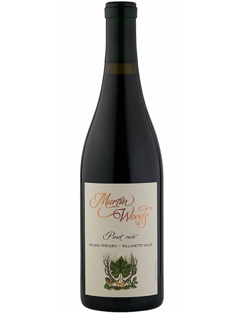 Martin Woods 2017 Havlin Vineyard, Pinot Noir, Willamette Valley, Oregon
