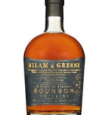 Milam and Greene Triple Cask Bourbon Whiskey, Texas