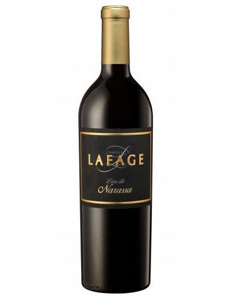 Domaine Lafage 2018 Lieu Dit Narassa, Côtes du Roussillon, France