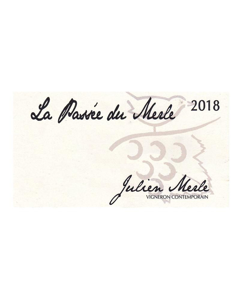 Julien Merle 2018 Beaujolais 'La Passée de Merle', Burgundy, France