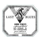 Lost Blues 2016 'Good Fences' Syrah & Grenache Paso Robles, California