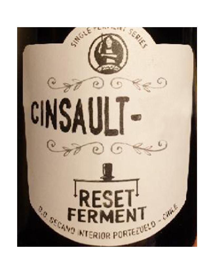 Garage Wine Co. 2017 'Reset Ferment', Single Ferment Series, Cinsault, Bio Bio Valley, Chile