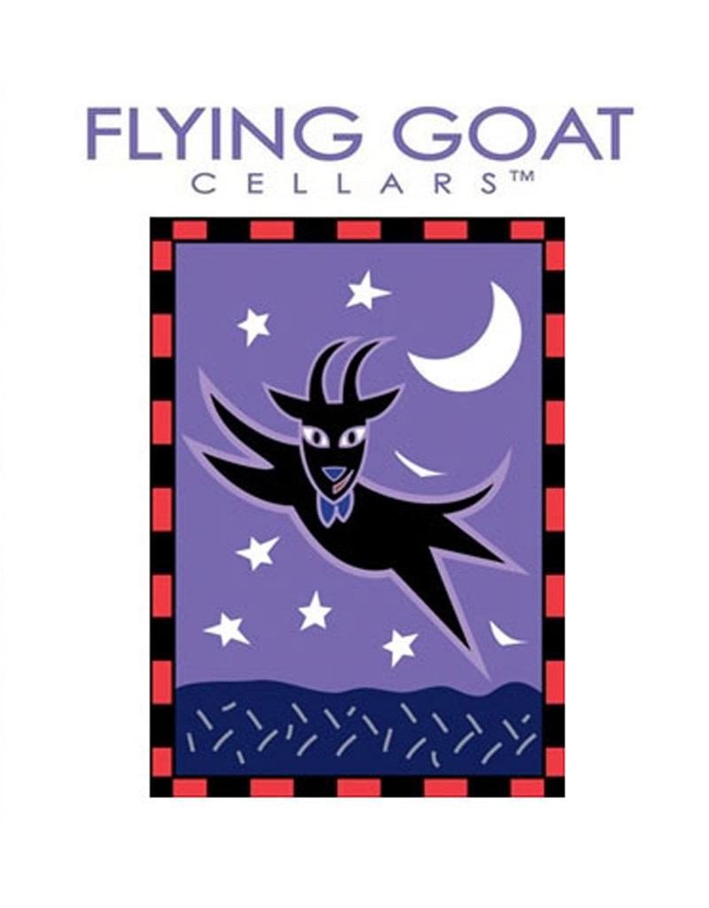 Flying Goat Cellars Flying Goat 2015 Goat Bubbles Blanc de Noir, Bien Nacido Vineyard