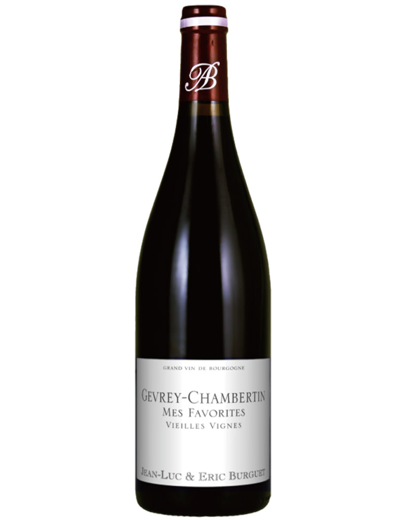 Jean-Luc & Eric Burguet 2017 Gevrey-Chambertin Mes Favorites Vieilles Vignes, Bourgogne, France