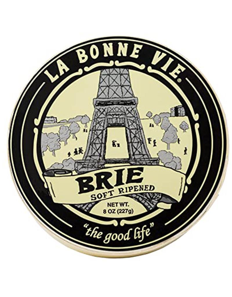 La Bonne Vie Double Creme Brie, 8oz