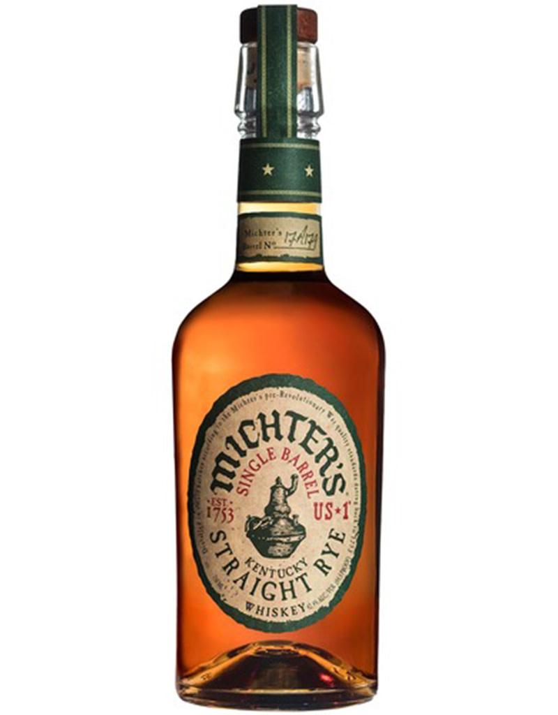 Michter's Distillery Michter's Single Barrel Straight Rye Whiskey, Kentucky
