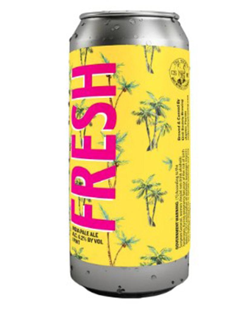 Civil Society Brewing FRESH IPA, Florida 16oz Single Cans