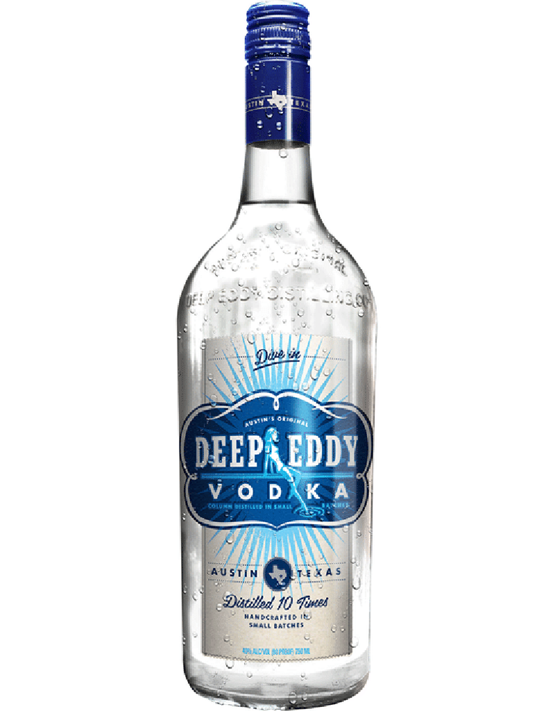 Deep Eddy Distilling Deep Eddy Vodka, Texas