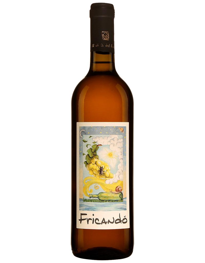 Al di la del Fiume 2019 'Fricandò' Emilia IGT, Emilia-Romagna, Italy [Orange]