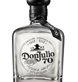 Don Julio Don Julio '70' Limited Edition 70th Anniversary Tequila Añejo Claro Jalisco, México