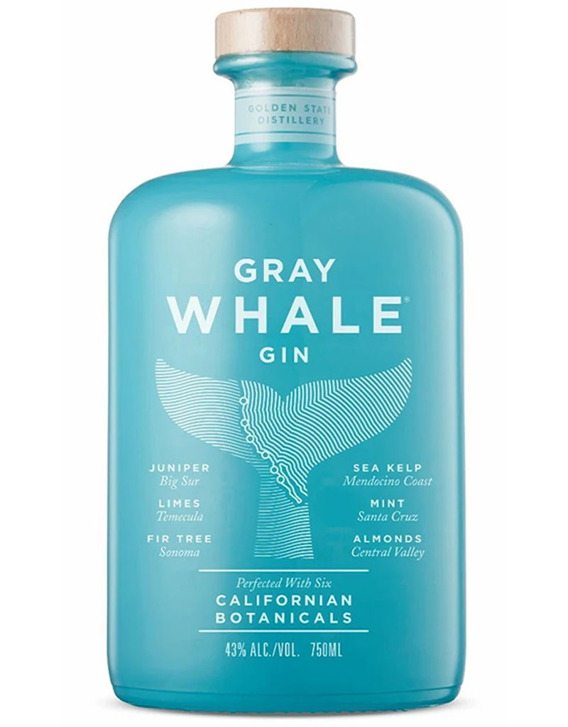 Gray Whale Gin, California