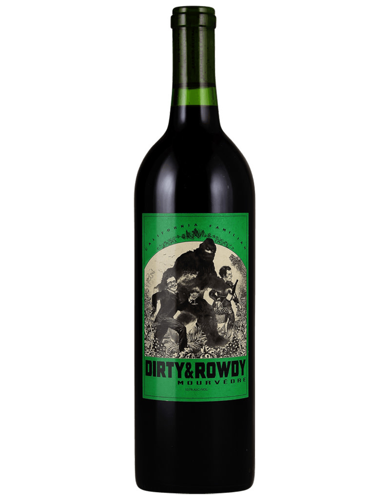 Dirty & Rowdy Family Wines 2019 'Familiar' Mouvèdre, Mendocino County, California