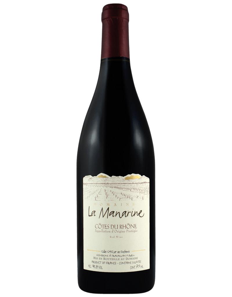 Domaine La Manarine 2019 Côtes du Rhône, France