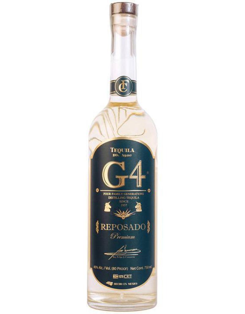 G4 Tequila Reposado, Mexico