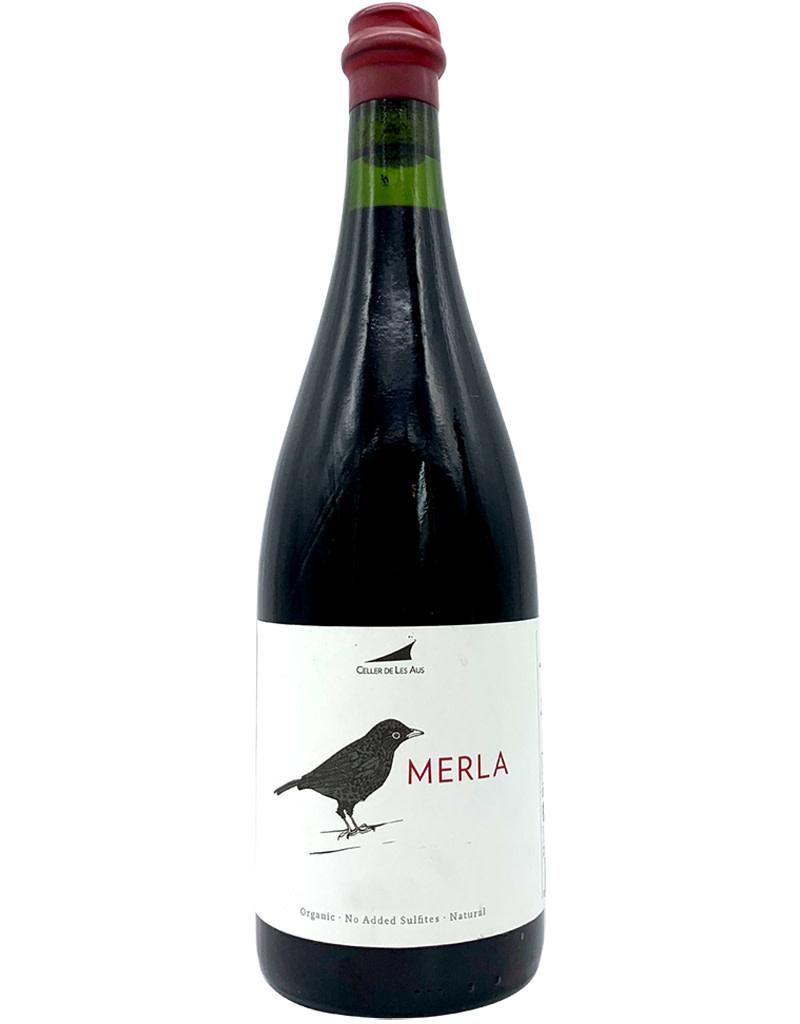 Celler de Les Aus 2019 Merla, Alella, Spain