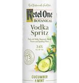 Ketel One Ketel One Botanical Cucumber & Mint Vodka Spritz 4pk Cans