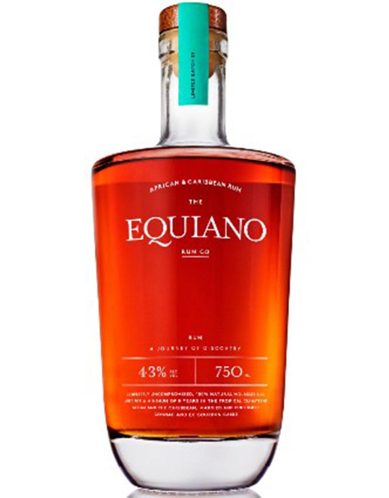 The Equiano Rum Co. Afro-Caribbean Rum