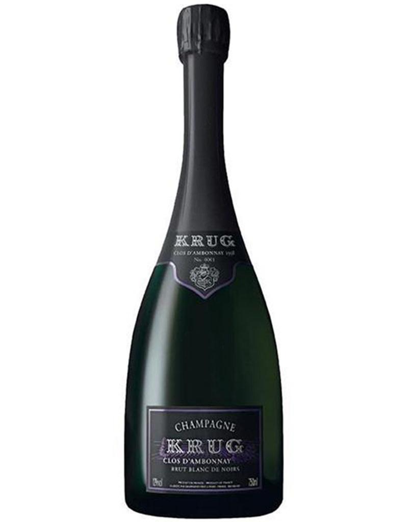KRUG 2002 Clos d'Ambonnay Blanc de Noirs Brut Champagne, France