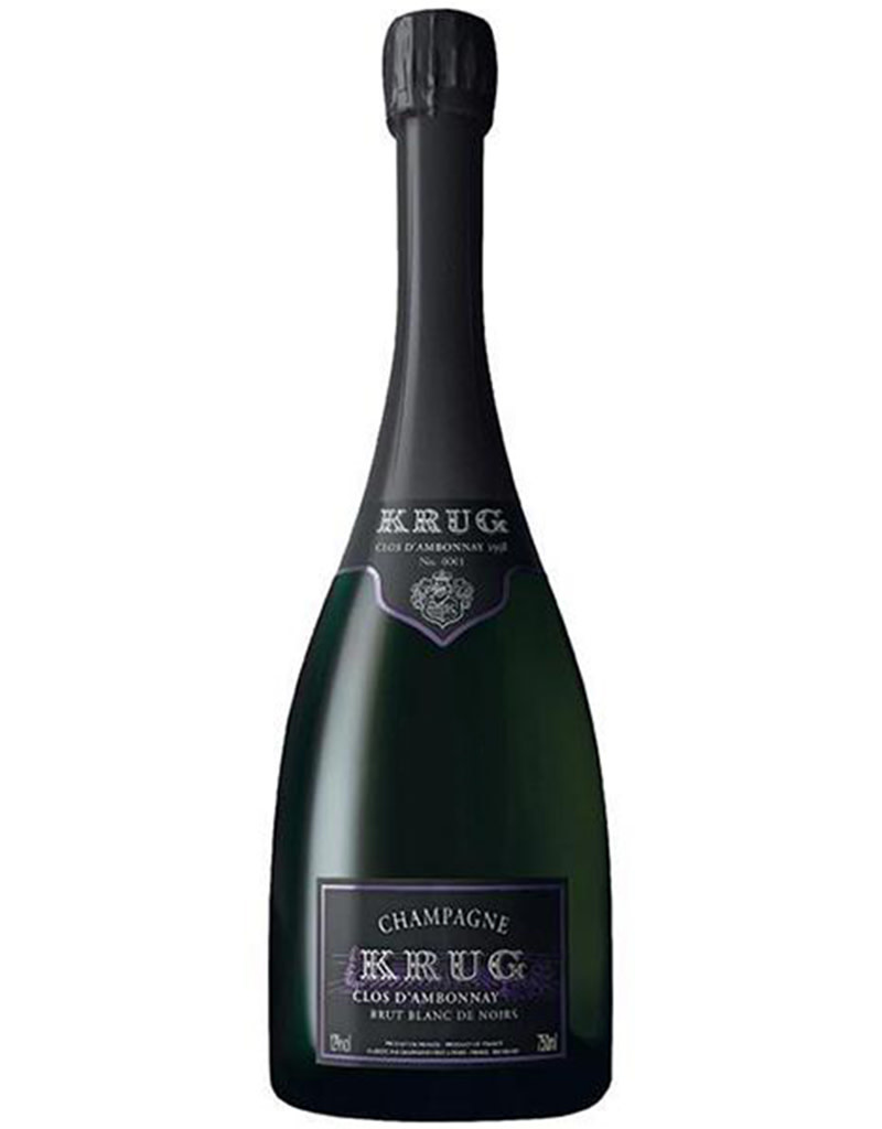 KRUG KRUG 2002 Clos d'Ambonnay Blanc de Noirs Brut Champagne, France