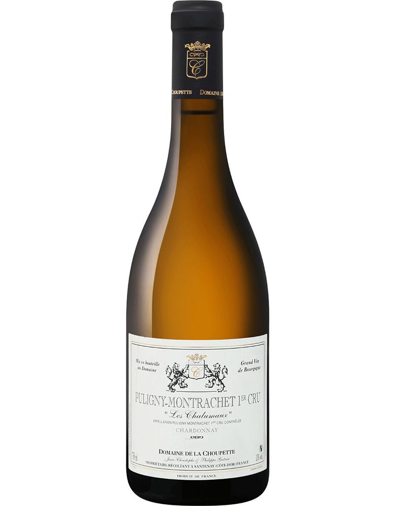 Domaine de la Choupette 2019 Les Chalumaux, Puligny-Montrachet Premier Cru, Burgundy, France