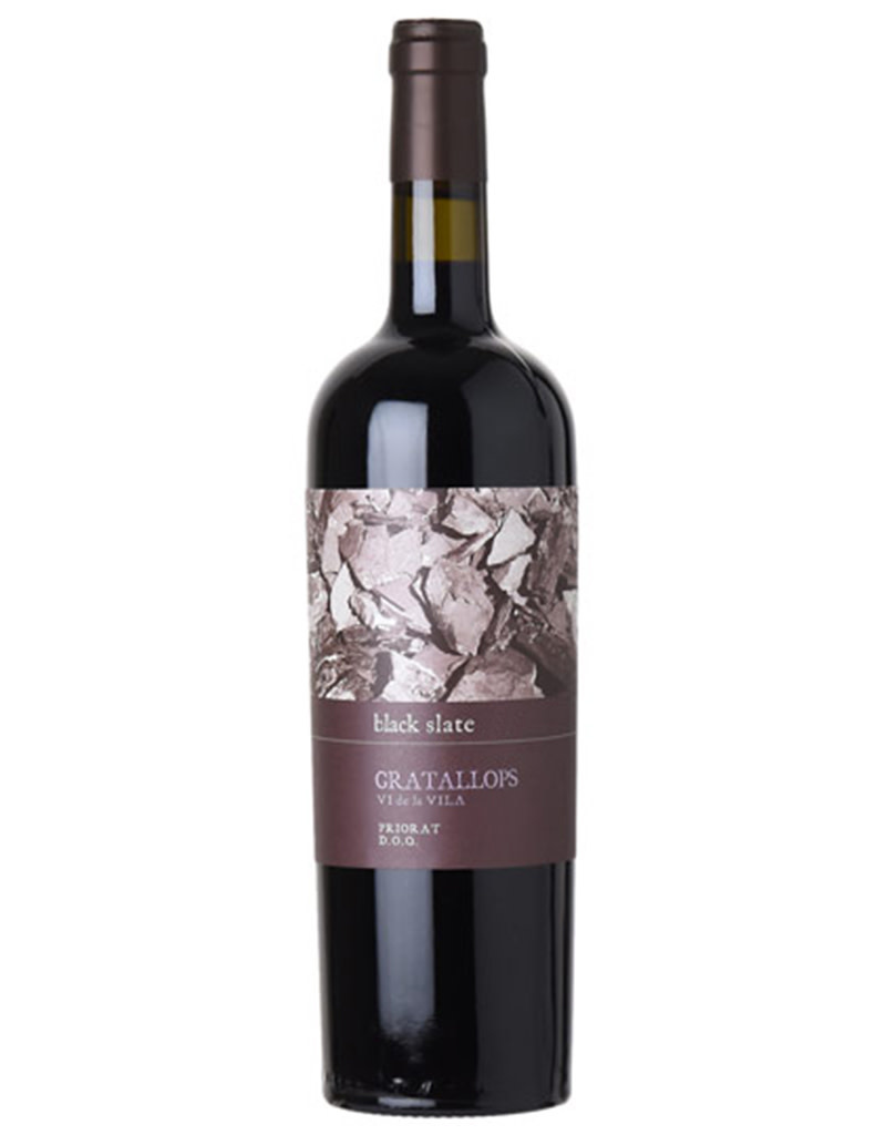 Celler Cecilio 2019 Black Slate 'Gratallops' Vi de la Vila Red Blend, Priorat, Spain