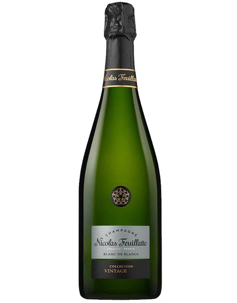 Nicolas Feuillatte Nicolas Feuillatte 2012 Blanc de Blancs Millésime Brut Champagne, France