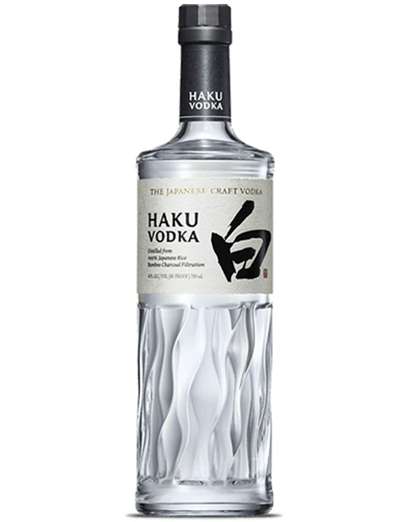Haku Vodka, Suntory, Japan