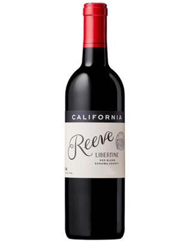 Reeve Wines Libertine No.5, Sonoma County, United States