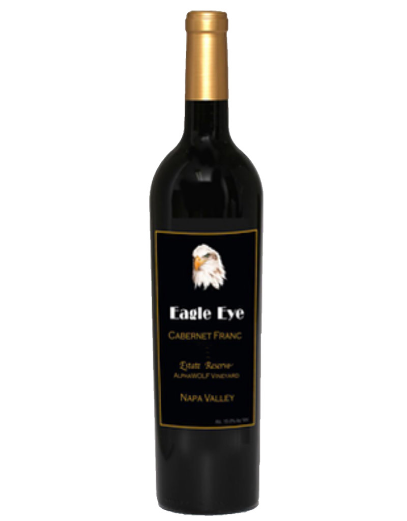 Eagle Eye Estate 2012 Cabernet Franc, AlphaWOLF Vineyard,  Napa Valley, California