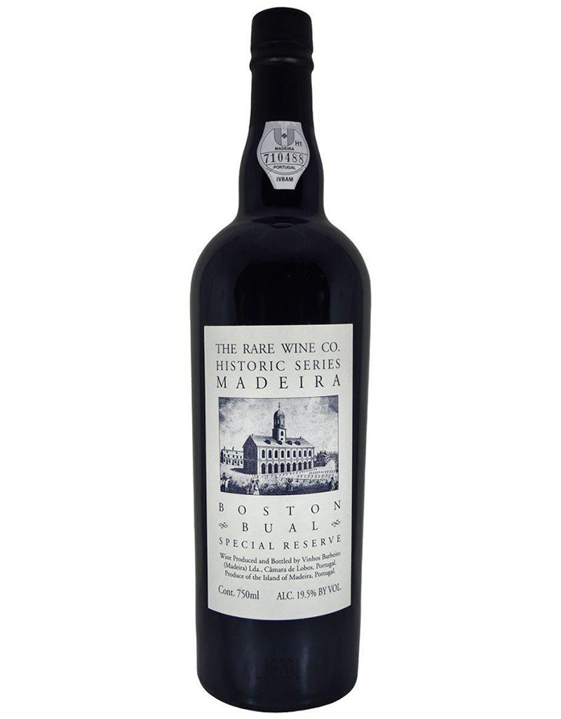 The Rare Wine Co. Historic Series Boston Bual Special Reserve Madeira, Portugal