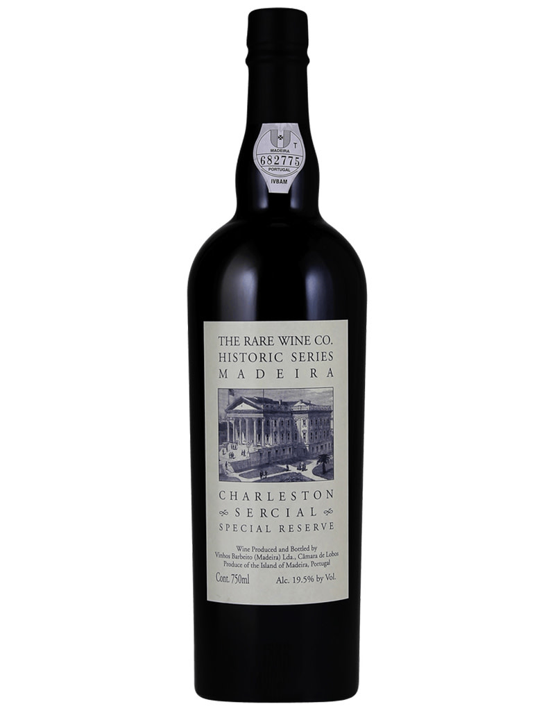 The Rare Wine Co. Historic Series Charleston Sercial Special Reserve Madeira, Portugal