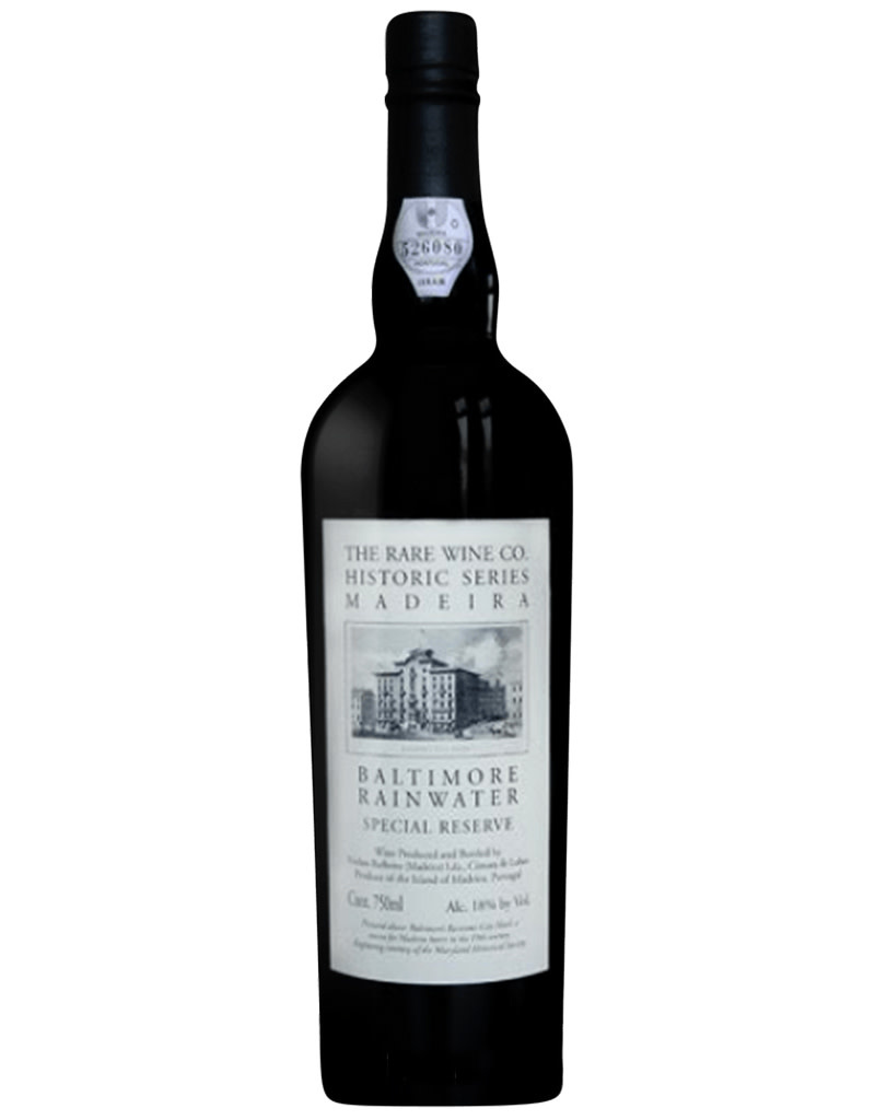 The Rare Wine Co. Historic Series Baltimore Rainwater Special Reserve Madeira, Portugal