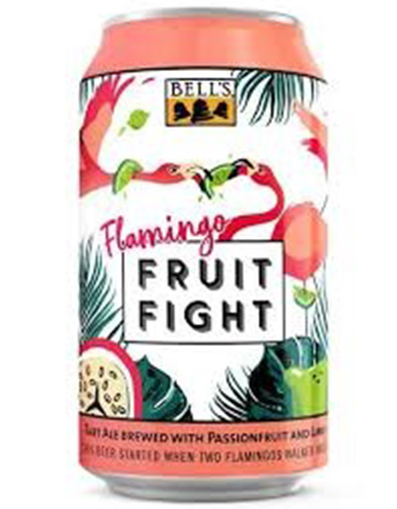 Bell's Brewery Flamingo Fruit Fight Pale Ale, 6pk Cans