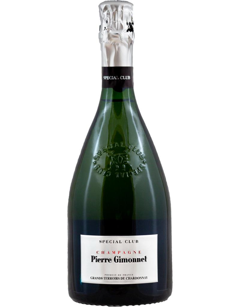 Pierre Gimonnet Pierre Gimonnet et Fils 2014 Grands Terroirs de Chardonnay Spécial Club Champagne, France