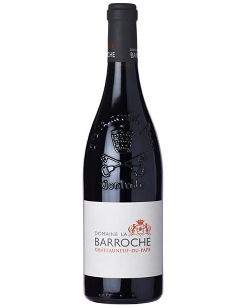 Domaine La Barroche 2018 Châteauneuf-du-Pape Signature Rhône, France