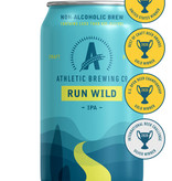 Athletic Brewing Co. Run Wild IPA, 6pk Cans [Non Alcoholic]
