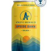 Athletic Brewing Co. Upside Dawn Golden Ale, 6pk Cans [Non Alcoholic]