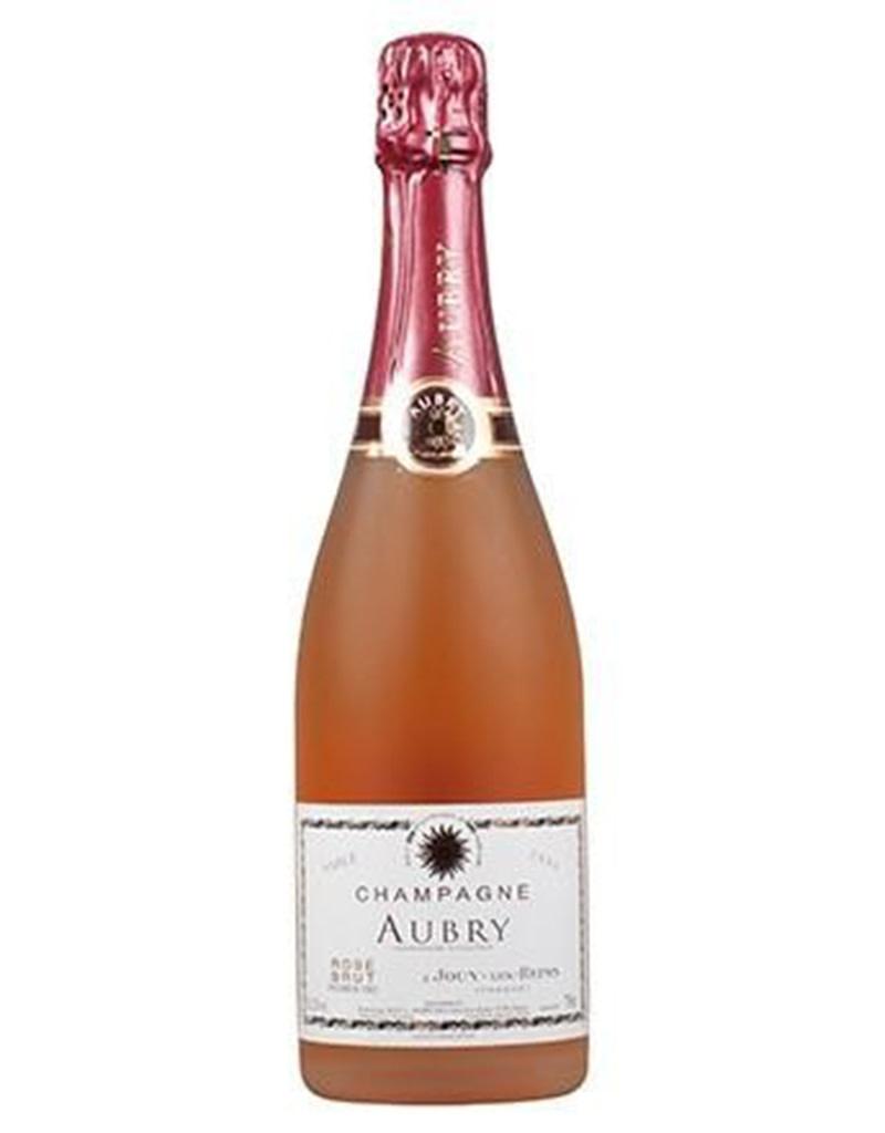 Aubry Premier Cru Brut Rosé Champagne, France