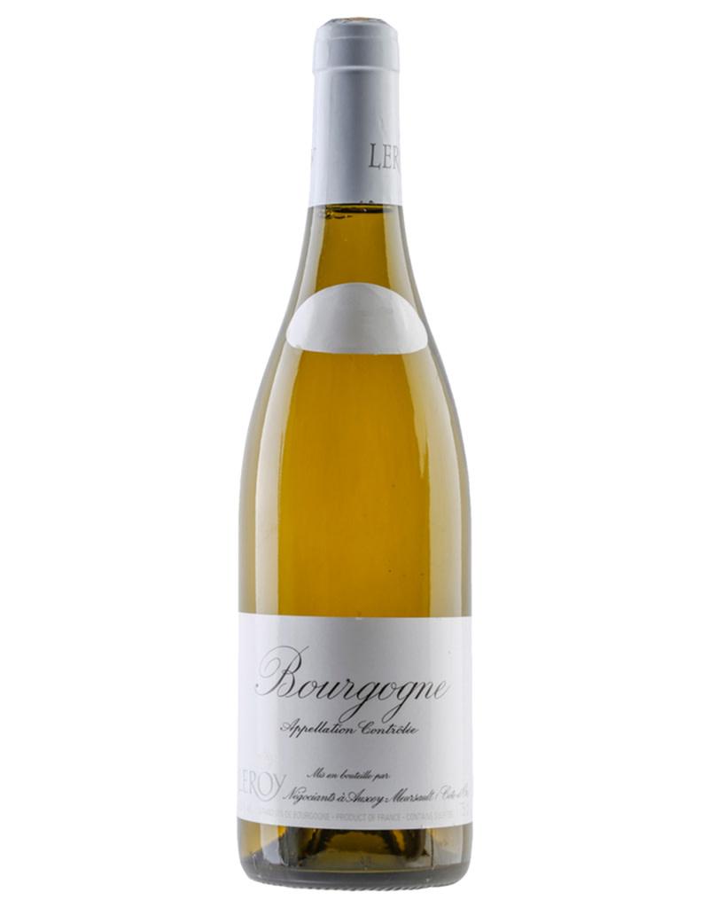 Leroy Maison Leroy 2019 Bourgogne Blanc, Burgundy France